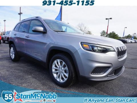 Pre-Owned 2020 Jeep Cherokee Latitude FWD Sport Utility